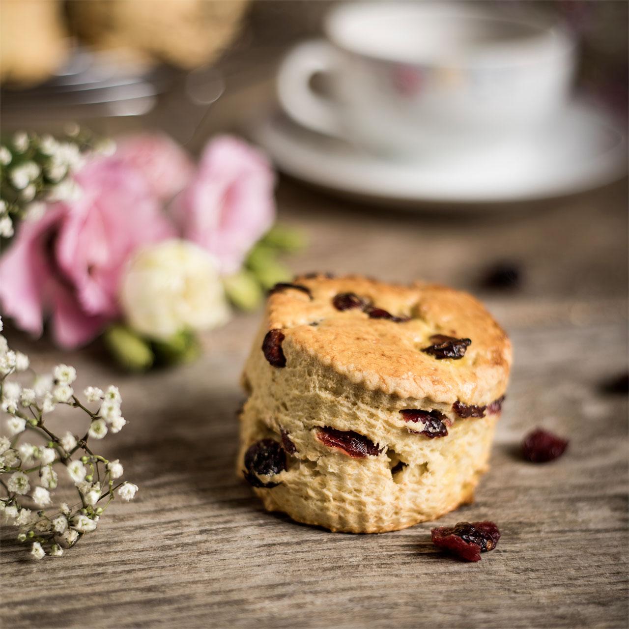 pâtisserie raisins